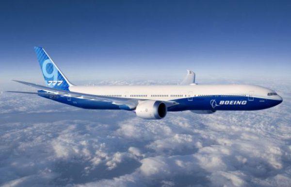 בואינג מעכבת מסירת מטוסי 777X