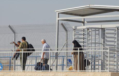"""מעבר ארז נסגר יוגב:"""" צריך לפגוע בראשי חמאס לא באזרחים"""""""