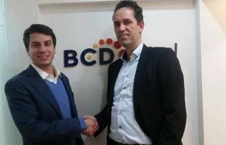 דיזנהאוז בי.טי.סי מייצגת את BCD M&E הבינלאומית