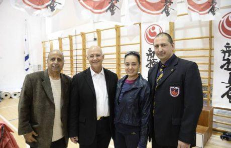 אליפות ישראל בקראטה שין – קיוקשינקאי  באריאל