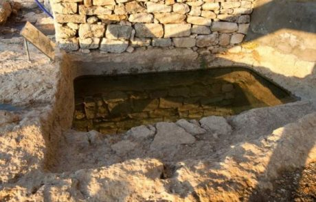 מקוואות מים וקרבות המכבים בשילה הקדומה