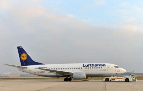 טקסיבוט של התעשייה האווירית מופעל בלופטהנזה