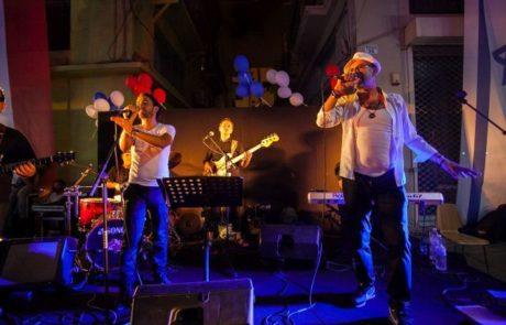 יום הבסטיליה בעיר התחתית בחיפה