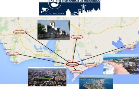 """אלביט מערכות תספק לאורוגוואי פרויקט """"מחוז בטוח"""""""