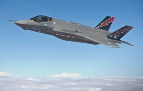 רכש הגומלין של יצרנית מטוס F-35 – כ-3 מיליארד שקלים