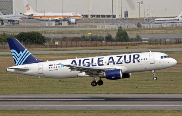 חברת התעופה Aigle Azur, נכנסה לכינוס נכסים