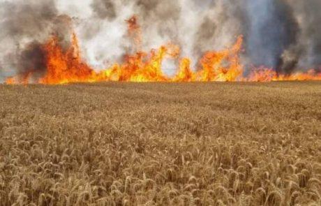 דיווח על אירוע ביטחוני חריג במועצה אזורית שדות נגב