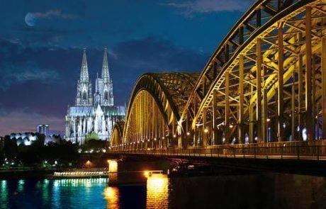התיירות הגרמנית  פורחת גדלה ב-2016 בפעם השביעית ברציפות