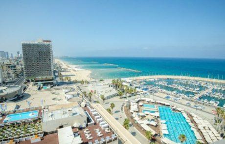 חופשת City Break לישראלים בתל אביב רבתי