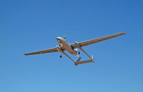 מלט הרון -1 ביצע 70,000 שעות טיסה מבצעיות באפגניסטן