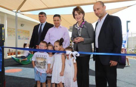 לראשונה בישראל: גן ילדים מדעי-טכנולוגי