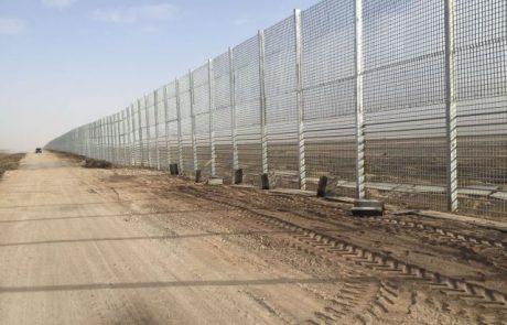 מחבל עם מטען צד נתפס בבית המשפט הצבאי בסאלם