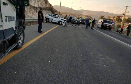 הרוג בתאונת דרכים בבנימין
