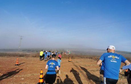 4000 רצים מ-22 מדינות משתתפים במרתון התנך