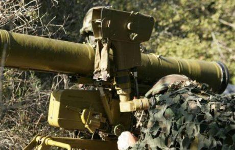 """חייל צה""""ל נהרג מירי טיל נ""""ט לעבר ג'יפ צבאי בצפון הרצועה"""