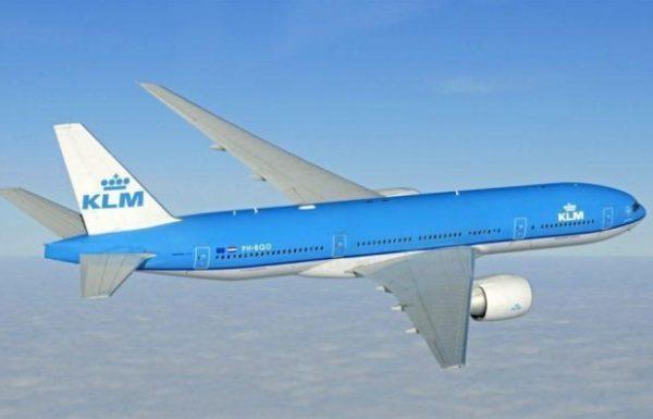 חברת התעופה ההולנדית KLM מציינת 100 שנות פעילות