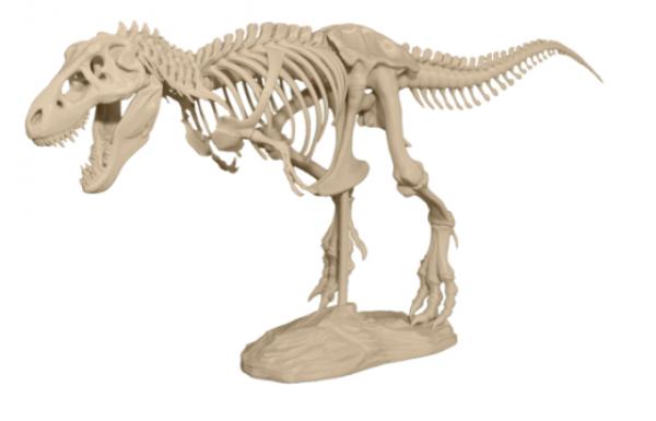 מאפשרים להדפיס עצמית דינוזאורים תלת מימדיים