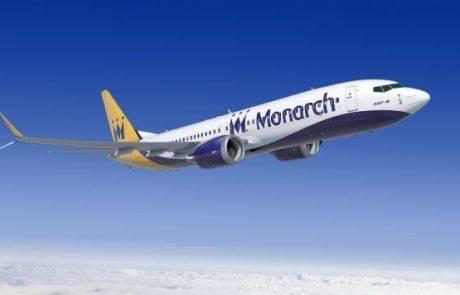 מונרך הוסיפה 15 מטוסי בואינג 737-8MAX להזמנה קודמת מבואינג