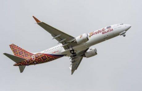 מאלינדו אייר קיבלה ראשונה את מטוס בואינג 737MAX-8