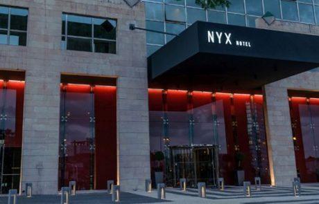 NYX – מלון אורבני בתפר בין מרכז לדרום תל אביב