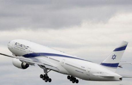 """טיסת הבכורה של אל על למיאמי המריאה השבוע מנתב""""ג"""