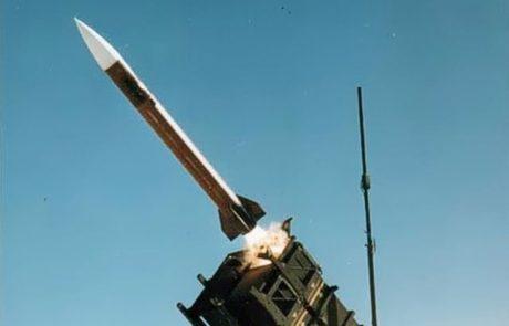 טילי פטריוט הפילו היום מטוס קרב סורי