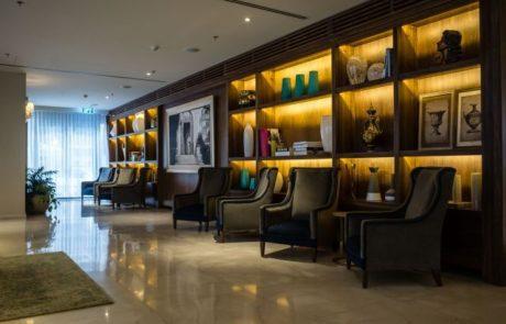 מלון הרברט סמואל ירושלים קיבל 5 כוכבים