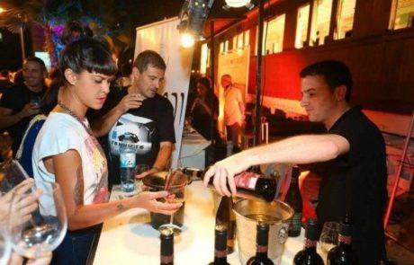פסטיבל היין 2015 בתל אביב