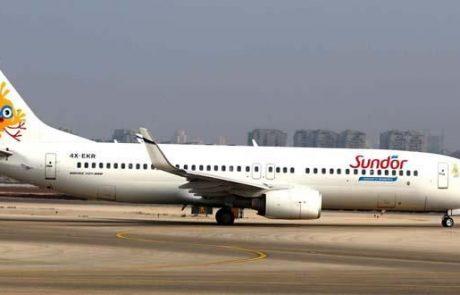 סאן דור תטוס הקיץ למלאגה בספרד