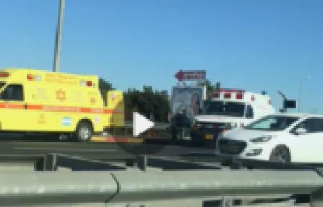 שני פצועים בפיגוע דקירה בצומת שילת