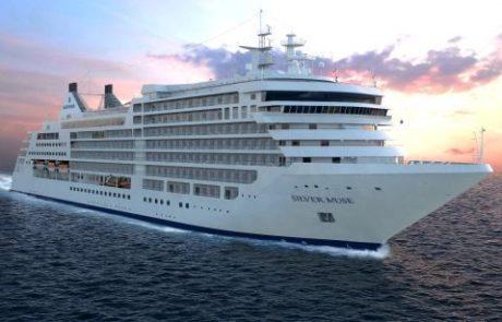 חברת השייט Silversea האיטלקית השיקה את האונייה Silver Muse