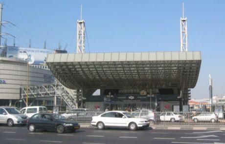 תחנת הרכבת השלום תסגר ל-5 ימים