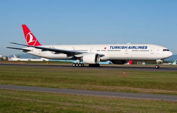 טורקיש אירליינס תטוס לרובניימי בירת לפלנד