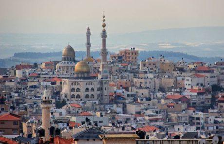שיעור גידול האוכלוסיה המוסלמית – הגבוה בישראל