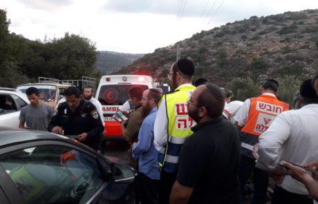 רוכב אופנוע נהרג בכניסה לעמנואל