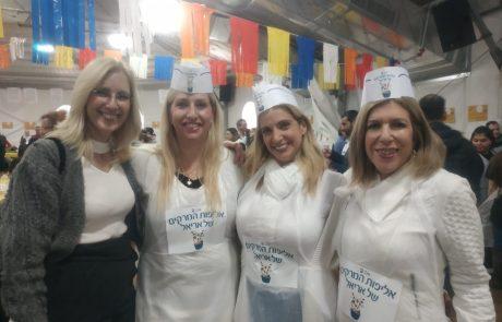 תחרות המרקים באריאל : הברקה גאונית של שי אורני