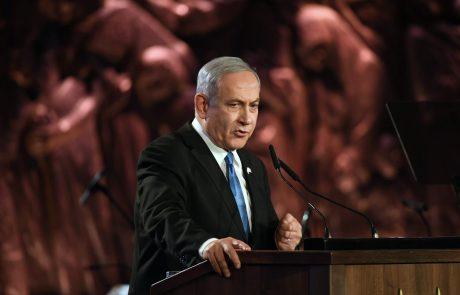 נתניהו: מאושוויץ לירושלים ומחושך לאור