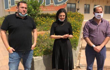 איילתשקד להחיל ריבונות בלי מדינה פלסטינית ובלי הקפאה