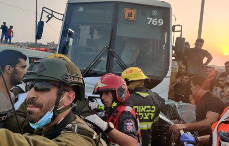 ארבעה בני משפחה בהם בת 6 נהרגו בתאונה בשומרון
