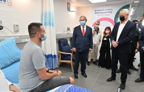 החל ניסוי ישראלי לחיסון נגד נגיף הקורונה