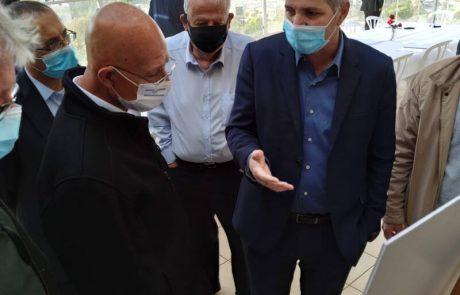 סגן שר הבריאות באריאל: המשימה שלנו היא להוריד את התחלואה