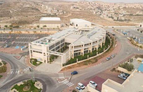 מועצת בנימין חונכת מבנה חדש לשרות תושבי המועצה