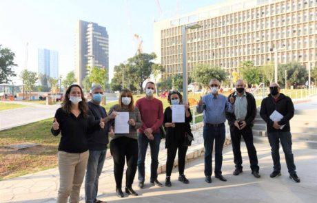 """הסכם קיבוצי מיוחד לעובדי האופרה הישראלית השוהים בחל""""ת"""