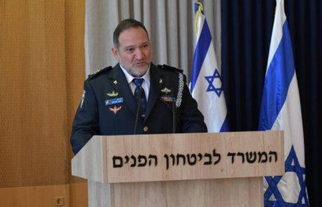 """רב ניצב יעקב שבתאי מונה למפכ""""ל  משטרת ישראל"""