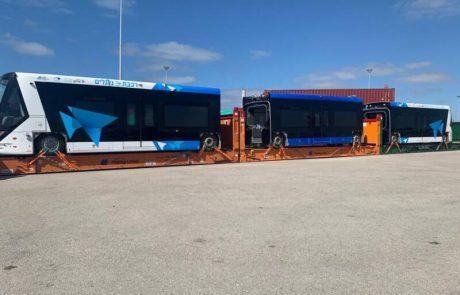 לראשונה בישראל: רכבת על גלגלים שתסיע עד 500 נוסעים