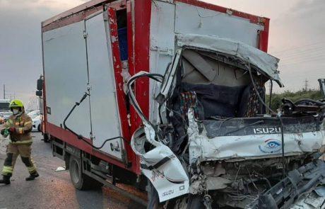 הרוג בתאונת דרכים בסמוך לעיר אריאל