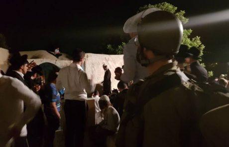 שבעה מבוקשים נעצרו הלילה ביהודה ושומרון