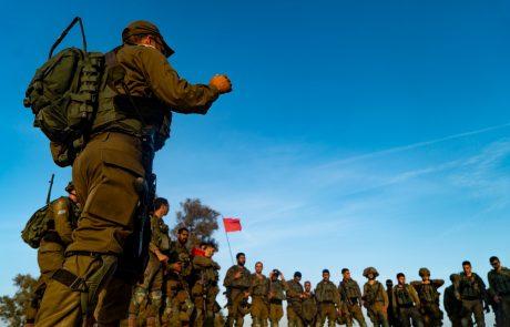 לוחמי חטיבת כפיר סיימו חודשיים של אימונים בלחימה בשטח אזרחי