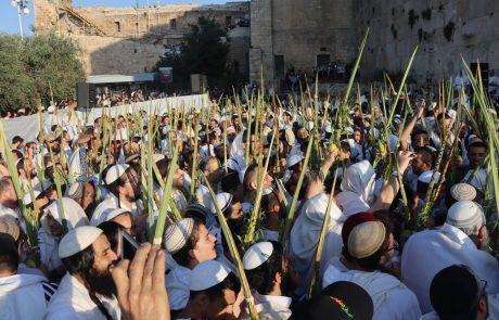 """צה""""ל : 40,000 מבקרים במרחב יהודה במהלך חג הסוכות"""
