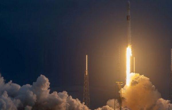 לוויין עמוס 17 שוגר הלילה בהצלחה לחלל